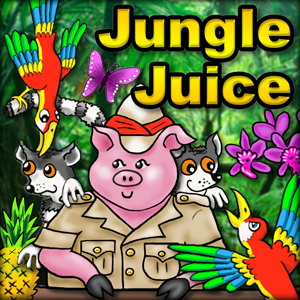 Jungle Juice Kindle game